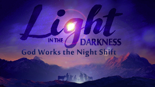 Darkness: Experiencing God on the Night Shift